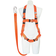 1150 Elevated Work Platform Full Body Fall Arrest Harness