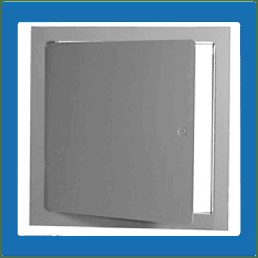 Recessed - Flange installed under Drywall