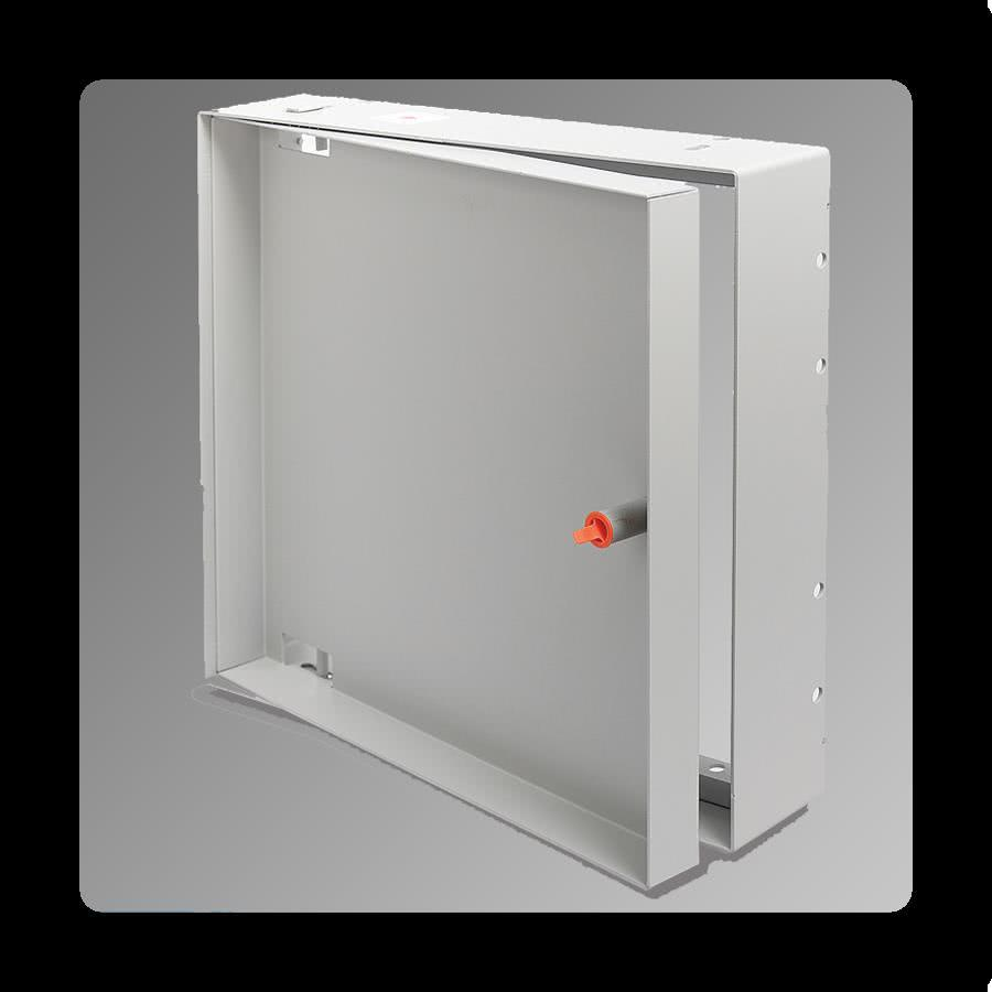 Recessed Door - No Flange