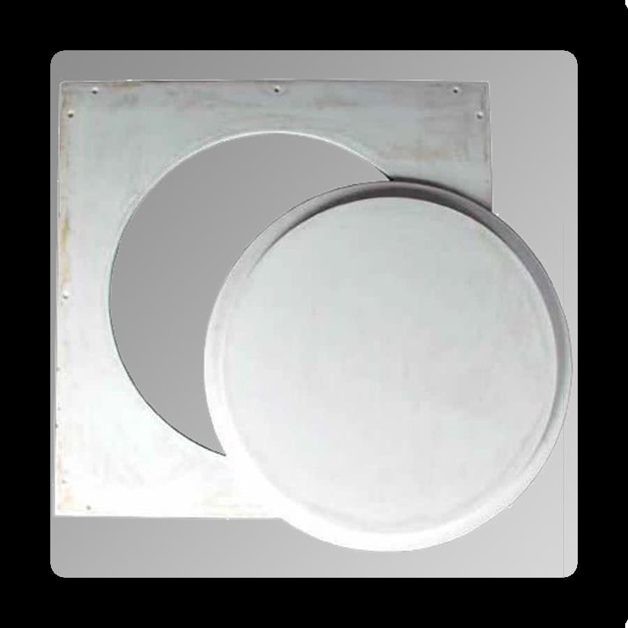 Removeable Circle Gypsum Panel - Ceiling