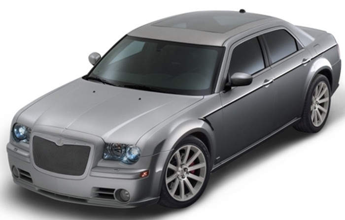Chrysler 300 GlassBack Roof (2005-11)