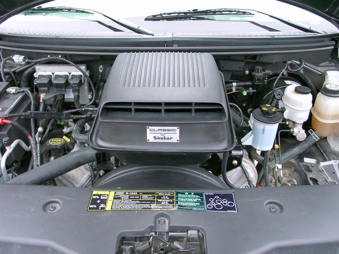 F-150 5.4L Shaker Hood System (2004-08)