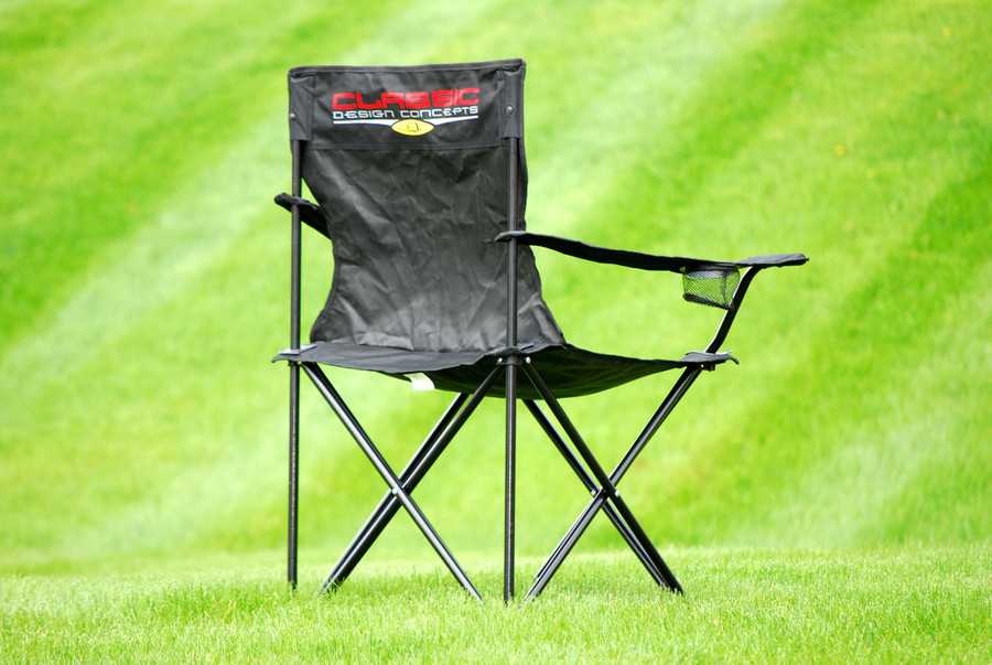 CDC Folding Chair w/Case