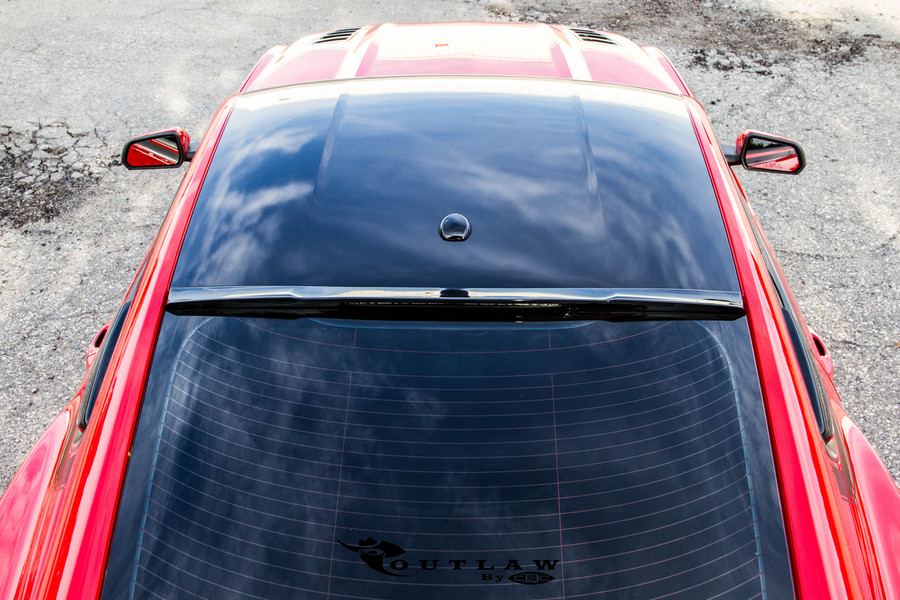 2015-16 Mustang Outlaw High Mount Spoiler