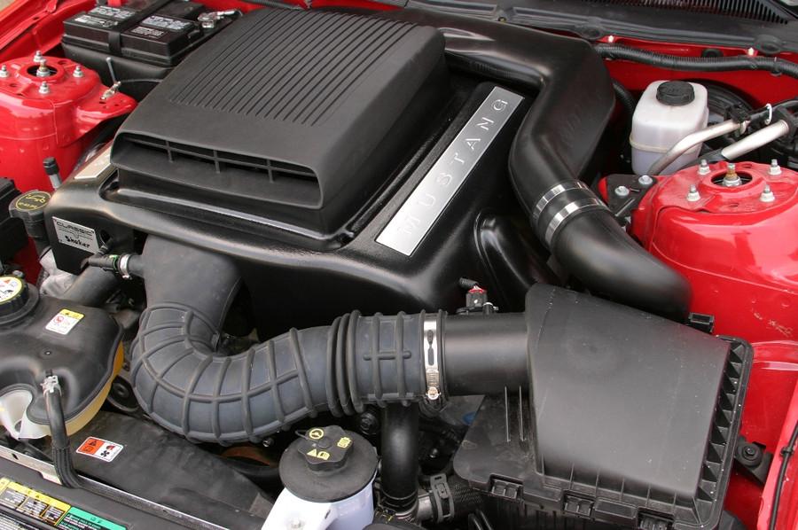 Mustang Shaker System (2010)