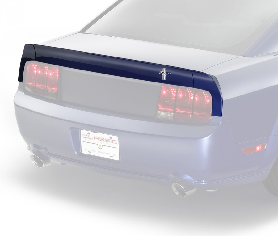 Mustang Ducktail Spoiler Pre-Painted (2005-09)