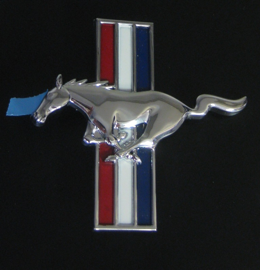Mustang Ducktail Pony Emblem (2005-09)