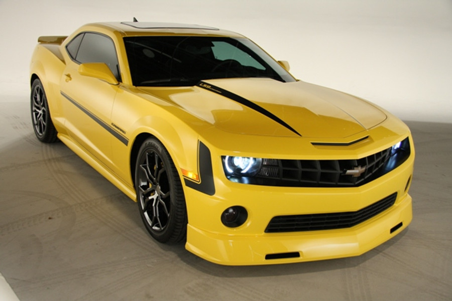 "Camaro ""Havoc"" Full Aero Kit (2010-13)"