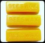 Beeswax 1 oz blocks.  Choose options for bulk pricing.