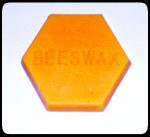 8 ounce Pure Beeswax Block