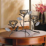 Nested Boughs Candleholder