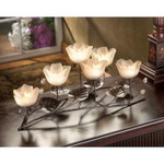 Lotus Blossom Votive Holder