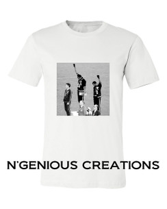 BLACK ICON SERIES: OLYMPIC ATHLETES TSHIRT