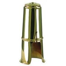 Yamaha Alto Saxophone Mouthpiece Cap, Gold Lacquer