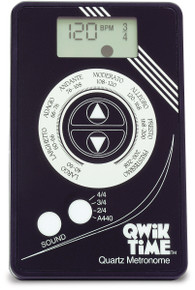 Qwik Time Digital Quartz Metronome QT-5