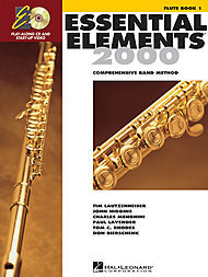 Hal Leonard Essential Elements 2000 for Flute Book 1