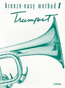 Alfred Breeze Easy Method Book 1 for Trumpet