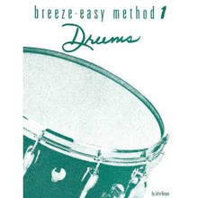 Alfred Breeze Easy Method Book 1 for Percussion