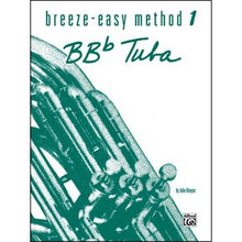 Alfred Breeze Easy Method Book 1 for Tuba