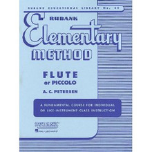 Rubank Elementary Method Book 1 for Flute