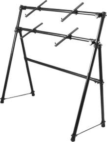 On-Stage A-Frame Keyboard Stand (2-tier)