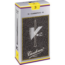 Vandoren V-12 Bb Clarinet Reeds (10-pack)