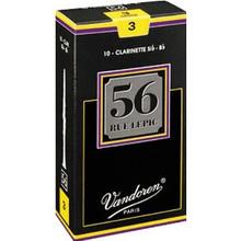 Vandoren 56 Rue Lepic Bb Clarinet Reeds (10-pack)