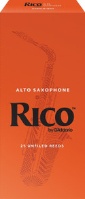 Rico by D'Addario Alto Saxophone Reeds (25-Pack)