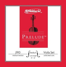 "D'Addario Prelude (Steel Core) Viola - Medium 15""-16"""