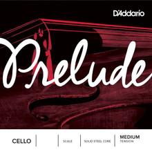 D'Addario Prelude Cello String Set - Medium