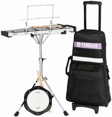 Yamaha Standard Bell Kit with Rolling Cart - SPK-275R