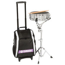 Yamaha Student Snare Drum Kit with Rolling Cart - SK-275R