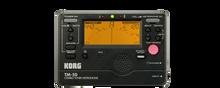 Korg TM50-BK Metronome Tuner Combo Unit
