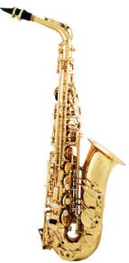 Buffet Crampon Professional Eb Alto Saxophone - 400 Series (Lacquer Finish)