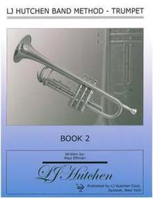 LJ Hutchen Band Method - Trumpet Book 2 - Digital Download