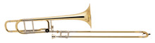 Bach Professional Stradivarius Bb/F Tenor Trombone - 36BO