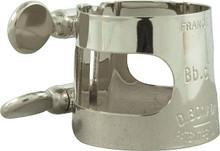 D. Bonade Reverse Bb Clarinet Ligature - Made in France