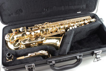 Certified Pre-Owned Yamaha Advantage Eb Alto Saxophone - YAS-200ADII - 2-Year Warranty