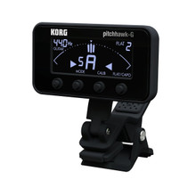Korg AW3G Clip-On Tuner Pitch Hawk-G