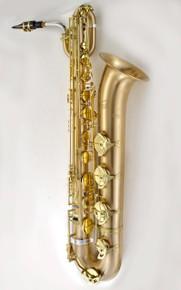 P. Mauriat Intermediate Baritone Saxophone - Le Bravo Series - 200B
