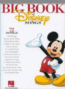 Big Book of Disney Songs