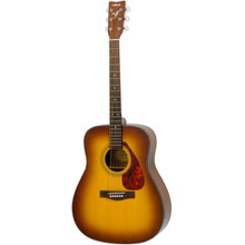 Yamaha Gigmaker Standard Acoustic Guitar Package (Tobacco Brown Sunburst)