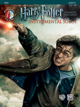 Harry Potter Instrumental Solos - Violin (Removable Part) with Piano Accompaniment