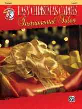 Easy Christmas Carols Instrumental Solos - Clarinet