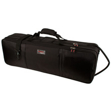 Protec MAX Violin Case - Oblong Shaped (4/4 Size)