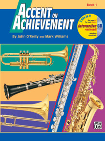 Accent On Achievement, Book 1 ( with CD)