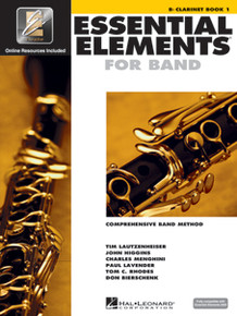Essential Elements for Band, Book 1 (Interactive)