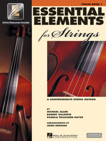 Essential Elements for Strings, Book 1 (Interactive)