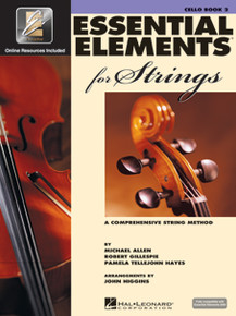 Essential Elements for Strings, Book 2 (Interactive)