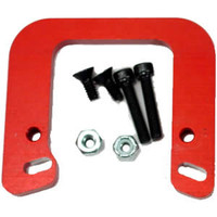 Coil Bracket Adapter 5 HP coil w/square holes